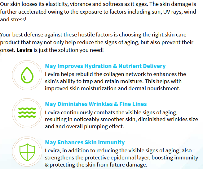 Levira Skin Care review