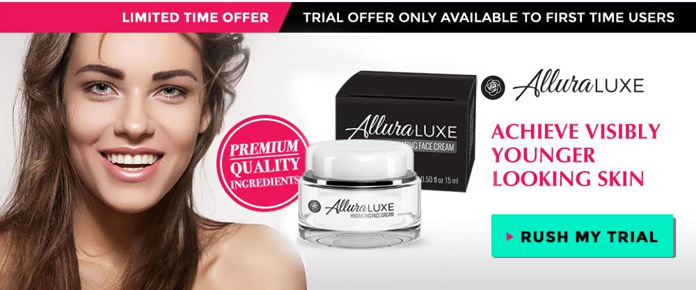 order Alluraluxe Face Cream