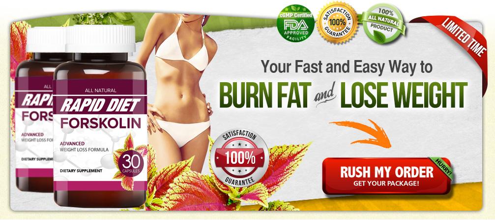 buy Rapid Diet Forskolin