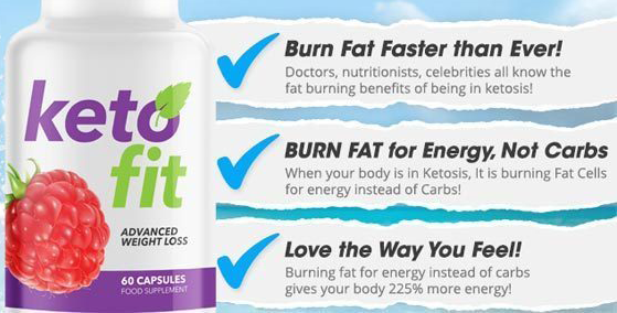 Ketofit Benefits and reviews