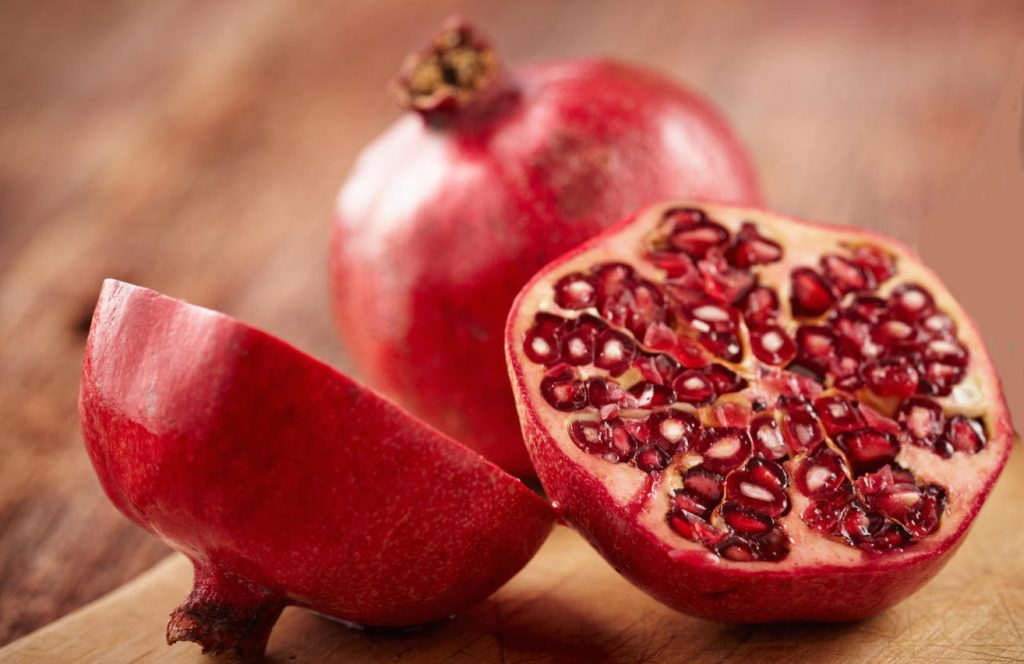 pomegranate the best super food