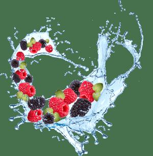 Patriot Power Greens taste of berry