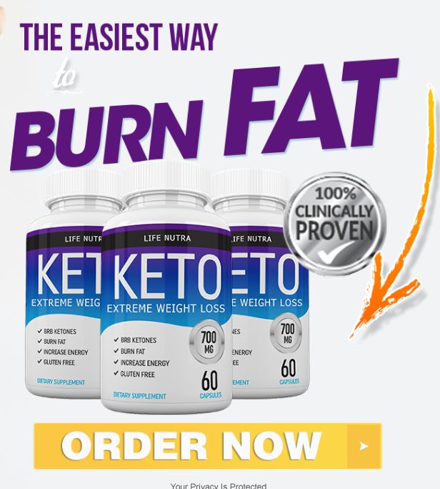 Life Nutra Keto Extreme weight loss order