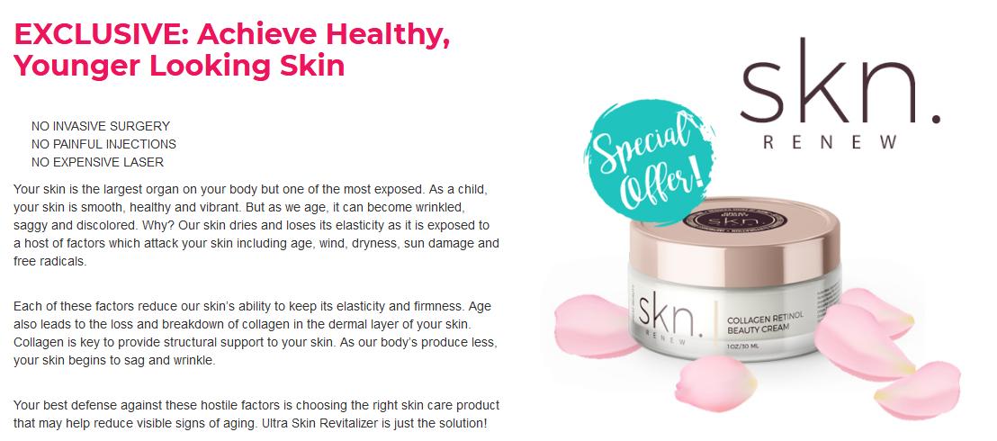 Skin Renew Reviews