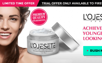 L'Ojeste Skin care cream