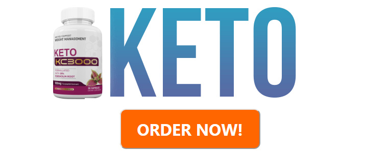 KetoKC 3000 Forskolin order now