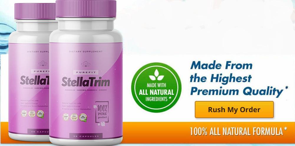 PureFit StellaTrim order