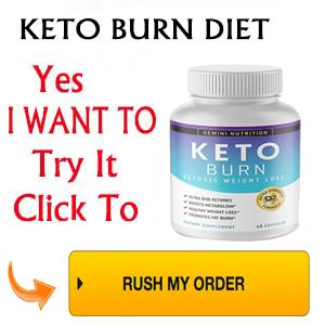 Keto Burn Diet