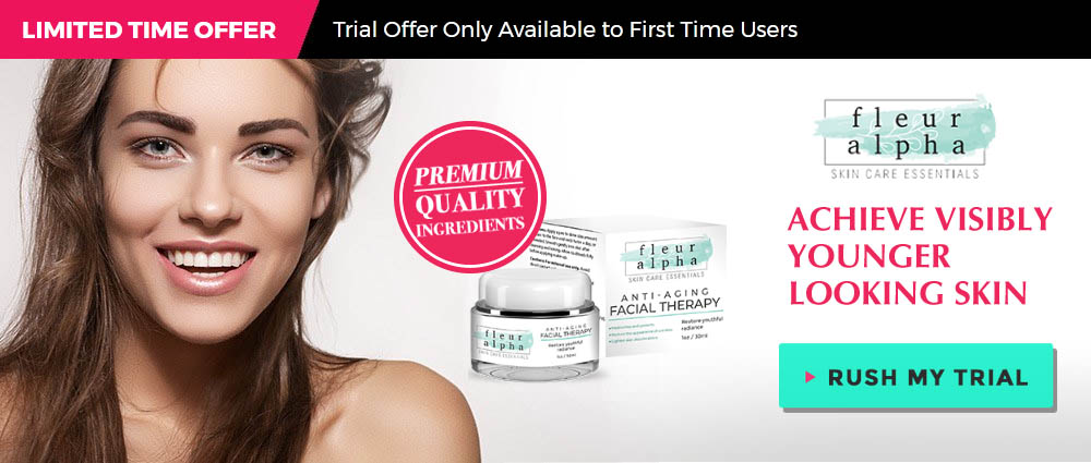 Fleur Alpha Anti Aging Skin Therapy