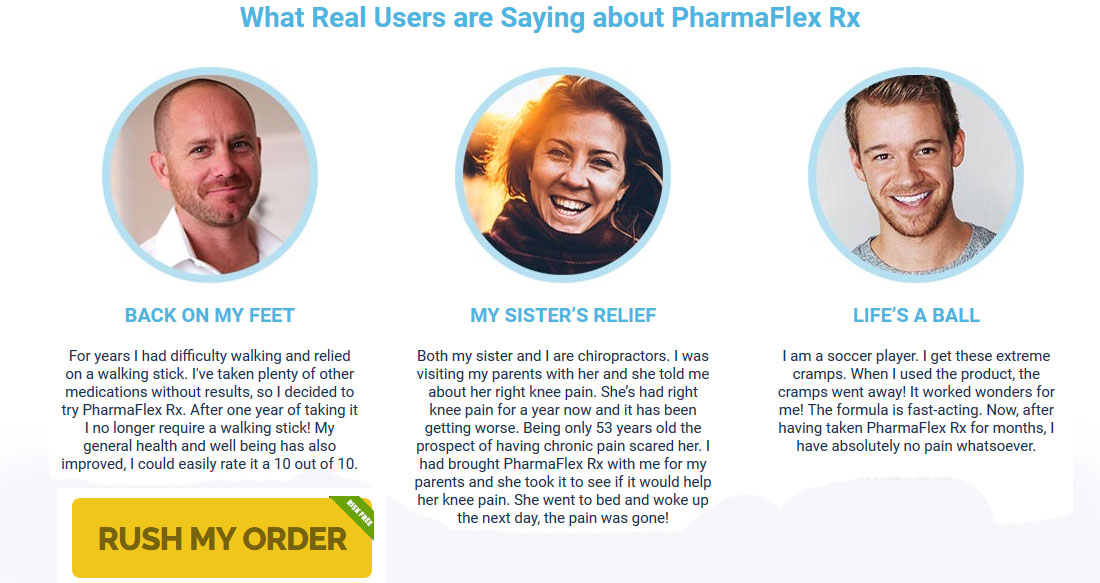 PharmaFlex Rx Real Reviews