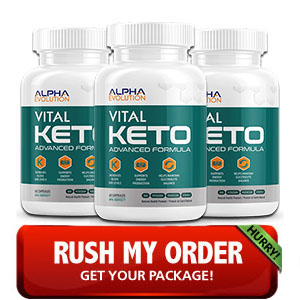 Alpha Evolution Vital Keto Pills