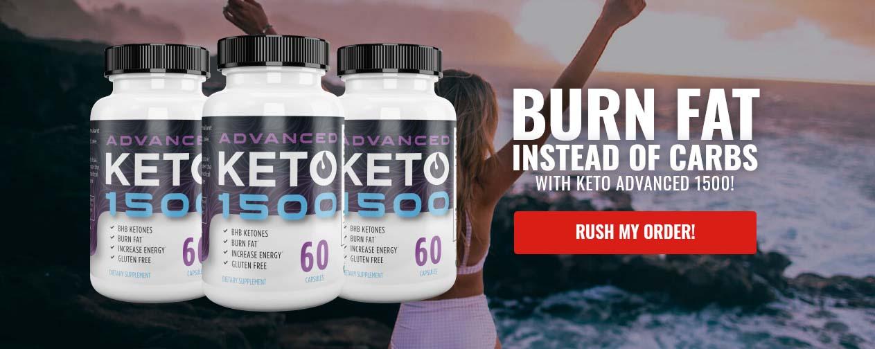 keto Advanced 1500 Pills Order
